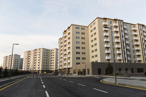 Inauguration of the State Housing Development Agency's Yasamal Residential Complex takes place