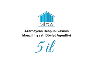 The State Housing Development Agency of the Republic of Azerbaijan has been serving citizens for five years