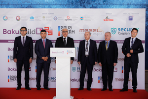 "The Azerbaijan International Construction Exhibition ""BakuBuild"" is supported by the State Housing Development Agency"