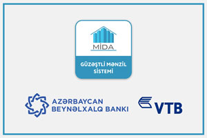 SHDA has signed cooperation agreements with the VTB Bank and the International Bank of Azerbaijan