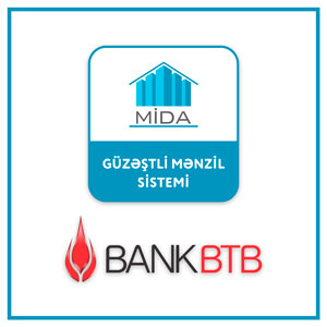 "The next credit organization starting cooperation with the MİDA LLC was ""BTB Bank"""