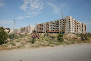 Apartments in the Hovsan Residential Complex are planned to be offered to citizens in the first half of the following year
