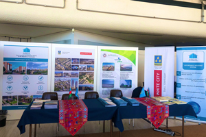 "SHDA (The State Housing Development Agency) is represented at the exhibition ""Cities Day"""