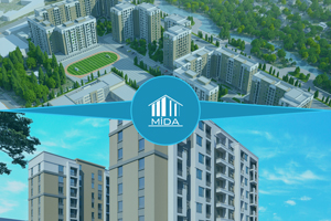 SHDA successfully continuing construction of affordable apartments in regions